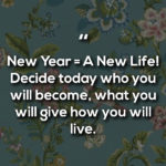 New Year Life Quotes Pinterest