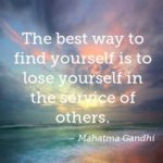Mahatma Gandhi Quotes About Best