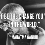 Mahatma Gandhi Quotes About Change