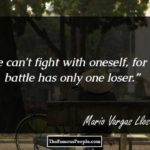 Mario Vargas Llosa Quotes Facebook