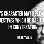 Mark Twain Quotes About Communication
