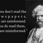 Mark Twain Quotes Politics