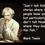 Mark Twain Quotes on Education