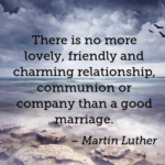 Martin Luther Quotes About Marriage