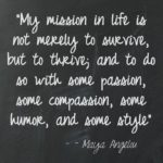 Maya Angelou Quotes About Inspirational