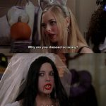 Mean Girls Quotes Halloween