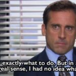 Michael Scott Quotes About Life