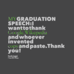 Middle School Graduation Quotes Tumblr