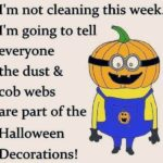 Minion Halloween Quotes