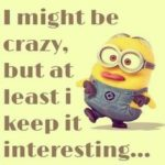 Minion Halloween Quotes Pinterest