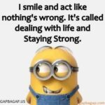 Minion Quotes About Life Pinterest