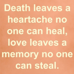 Missing A Lost Loved One Quotes