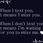 Missing Quotes