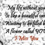 Missing You Message For Him Facebook