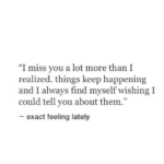 Missing You Quotes Pinterest