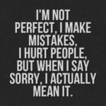 I'm A Mistake Quotes