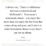 Mom Made Food Quotes Pinterest