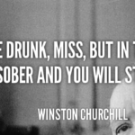Morning Quotes by Winston Churchill