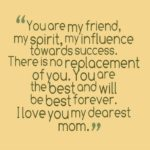 Mother I Love You Quotes