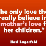 Mother Love Sayings For Her Children