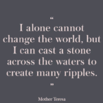 Mother Teresa Quotes Kindness Flickr