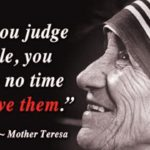 Mother Teresa Quotes On Life YouTube