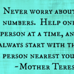 Mother Teresa Quotes On Service To Others Tumblr