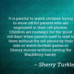 Movies Quotes by Sherry Turkle