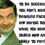 Mr. Bean Quotes and Sayings