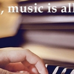 Music Quotes and Sayings for Facebook Cover