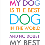 My Dog Is My Best Friend Poem