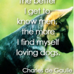 My Dog Is My Best Friend Poem or Quotes