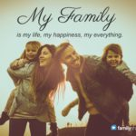 My Family Is My Everything Facebook