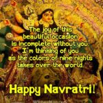 Navratri Wishes Pics Facebook
