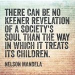 Nelson Mandela Quotes About Society