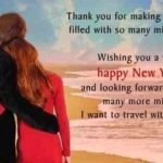 New Year Wishes For Gf Pinterest