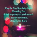 New Year Wishes Quotes For Friends Pinterest