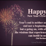 New Year's Eve Captions