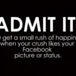 Nice Quotes about A Crush for Facebook