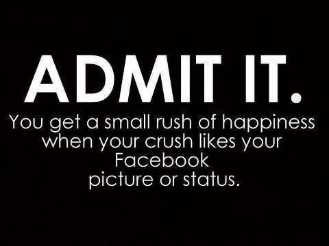 Nice Quotes About A Crush For Facebook Upload Mega Quotes