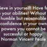 Norman Vincent Peale Quotes About Motivational Favorite