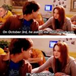 October 3 Mean Girl Quote Tumblr