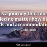 Oliver Goldsmith Quotes Tumblr