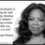 Oprah Quotes About Women Twitter