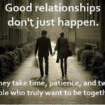 Patience In Love Relationships Quotes