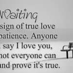 Patience In Relationships Quotes