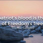 Patriotism Quotes by Thomas Campbell