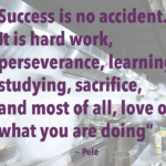 Pele Quotes About Work