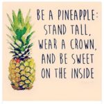 Pineapple Inspirational Quotes Twitter