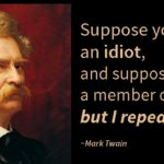Politics Quotes by  Mark Twain